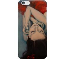 Swinging in Red iPhone Case/Skin