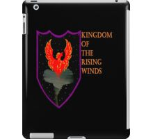 Kingdom of the Rising Winds iPad Case/Skin