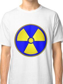 Radioactive Fallout Gamer Geek Classic T-Shirt
