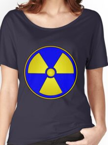 Radioactive Fallout Gamer Geek Women's Relaxed Fit T-Shirt