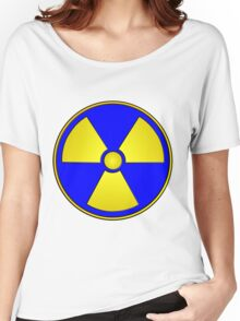 Radioactive Fallout Gamer Geek Women's Relaxed Fit T-Shirt