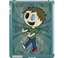 Joe Zombie iPad Case/Skin