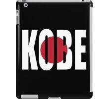 Kobe. iPad Case/Skin