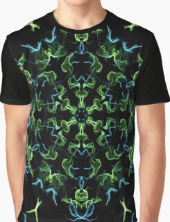 kaleidoscope silk design 3 Graphic T-Shirt