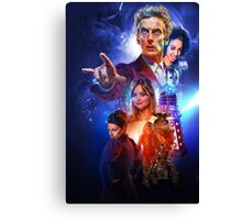 The Capaldi Years Canvas Print