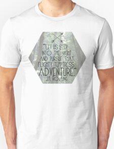 Flighty Temptress Adventure Unisex T-Shirt