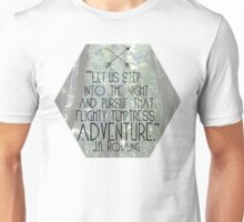 Flighty Temptress Adventure Unisex T-Shirt
