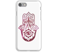 Fatima Hand Hamsa  iPhone Case/Skin