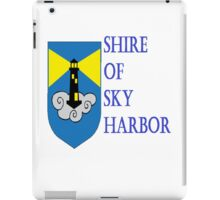 Shire of Sky Harbor iPad Case/Skin