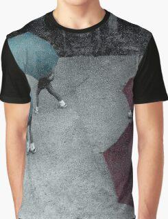 Tokyo Rain Graphic T-Shirt