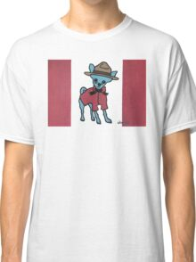 Wildago's Bloo Law Enforcement Classic T-Shirt