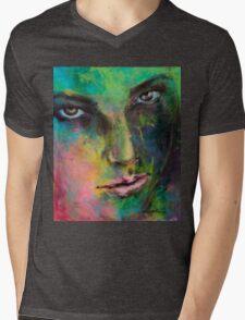 Introspection 2 Mens V-Neck T-Shirt
