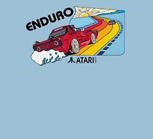 ATARI ENDURO RACING CARTRIDGE LABEL Unisex T-Shirt