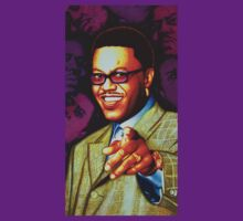 Bernie Mac Comic Genius In Sharpie by JMCSharpieArt