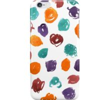 Just Scribbles iPhone Case/Skin