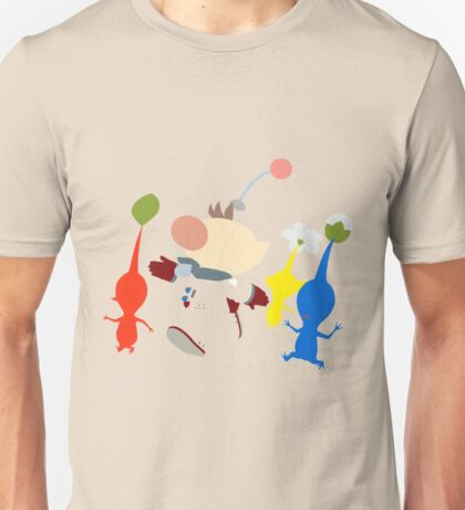 Captain Olimar Unisex T-Shirt