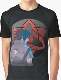 SASUKE UCIHA Graphic T-Shirt