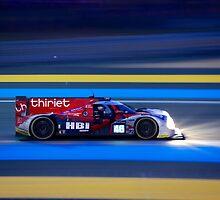 Spirit of Le Mans  by James Godber