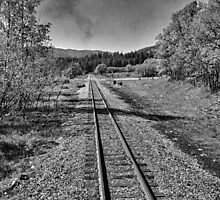 Tracks and a Puff by Robert Meyers-Lussier