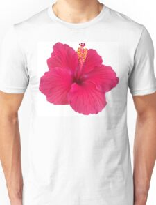 Beautiful Hibiscus Unisex T-Shirt