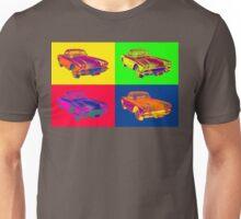 1962 Chevrolet Corvette Pop Art Unisex T-Shirt