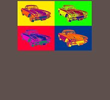 1962 Chevrolet Corvette Pop Art Unisex T-Shirt
