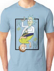 Rick & Morty King & Joker Unisex T-Shirt