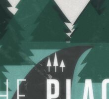 The place beyond the pines Sticker