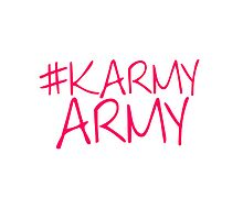 Karmy Army, Take 1 by stephisinsanity