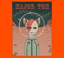 Major Tom t-shirt Kids Clothes