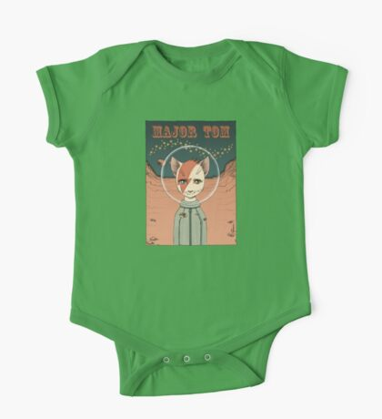 Major Tom t-shirt Kids Clothes