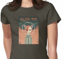 Major Tom t-shirt Womens Fitted T-Shirt