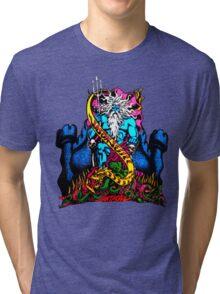 Santa Cruz Jason Jessee Tri-blend T-Shirt
