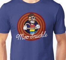 Moo Snuckle 1930's Cartoon Character Unisex T-Shirt