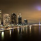 Docklands by Frank Moroni