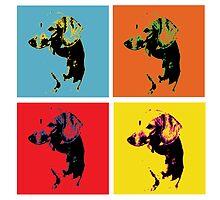 Goofy Wahol 1 by Sarah Guiton