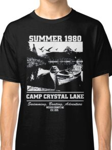 Camp Crystal Lake Summer 1980 Classic T-Shirt