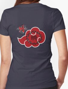 AKATSUKI Womens Fitted T-Shirt