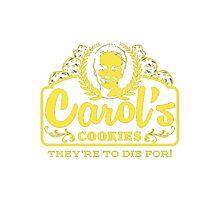 Carol's Cookies Photographic Print