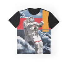 Spaceman Graphic T-Shirt