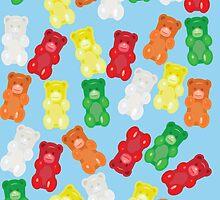 Gummy Galore by underwatercity