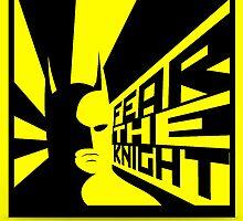 Fear The Knight - Batman by Mellark90
