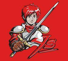 Ys - Adol (Red) Kids Tee