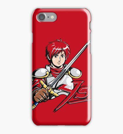 Ys - Adol (Red) iPhone Case/Skin