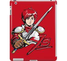 Ys - Adol (Red) iPad Case/Skin
