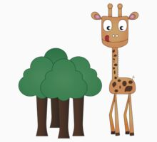 Hungry Giraffe Kids Clothes