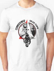 Punk Millions of dead COPS Texas MDC Unisex T-Shirt