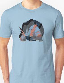 Mega Swampert Drop Shadow T-Shirt