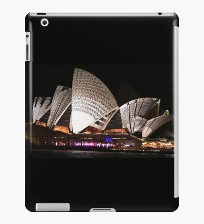 Sydney and the Vivid Festival iPad Case/Skin