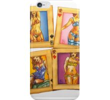 Playing for Love iPhone Case/Skin